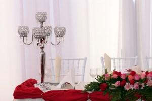 strass-paillettes-mariage-décoration-toulouse-chandelier