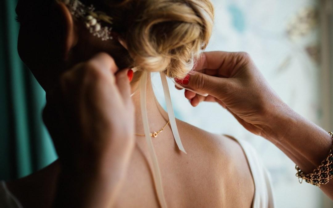 Le rituel beauté de la mariée