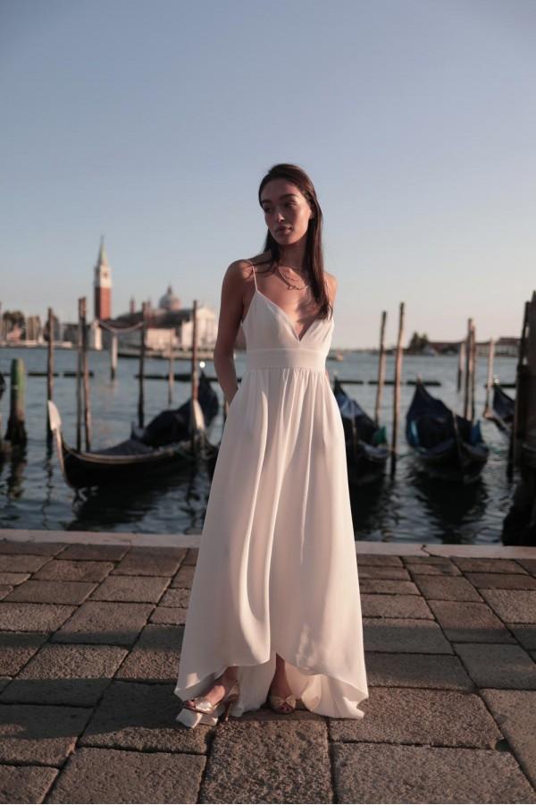 robe de mariée, collection mariage 2021, Maison Lemoine Paris