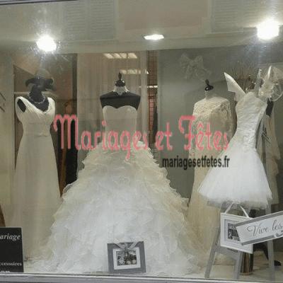 Margaux Mariage – Robes de mariée