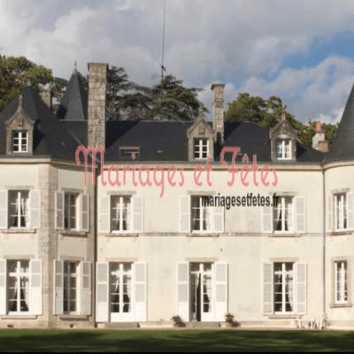 Château de Dangy – Réception