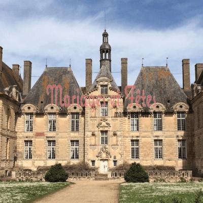 Chateau de Saint-Loup – Réception