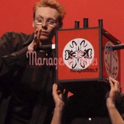Grégory Farrm – Magicien