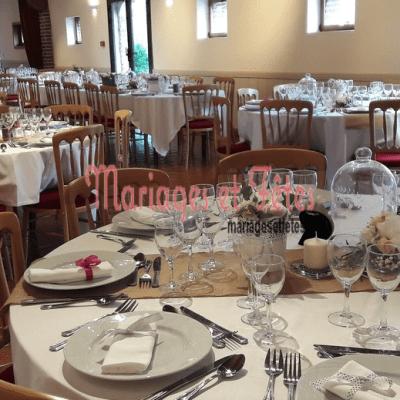 Les Granges du Bel Air – Réception