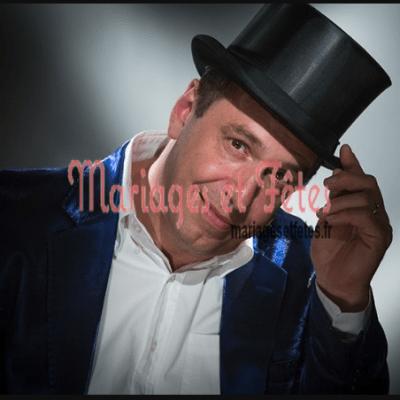 Stéphane Cabanne – Magicien