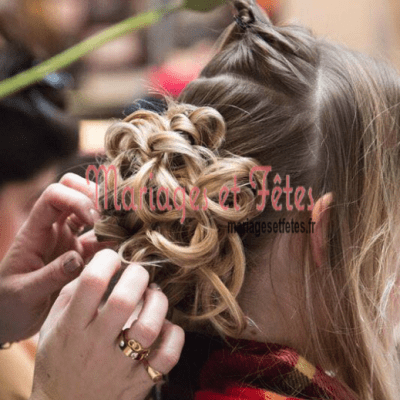 Mademoiselle M – Coiffeuse