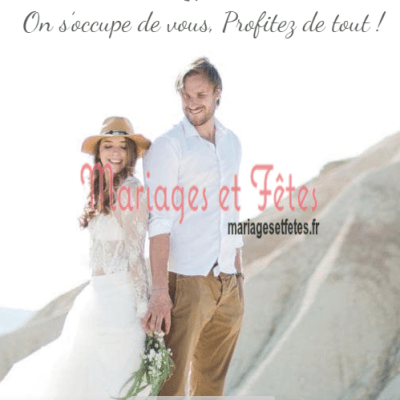 Marjorie mariage – Organisatrice de mariage