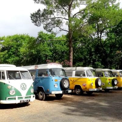 Vintage Camper – Location voiture