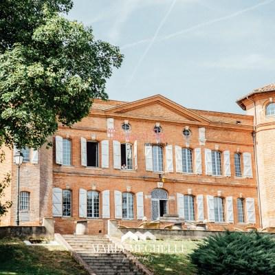 Château de Loubéjac – Salle de réception