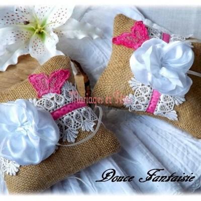Douce Fantaisie -Accessoires marié(e)
