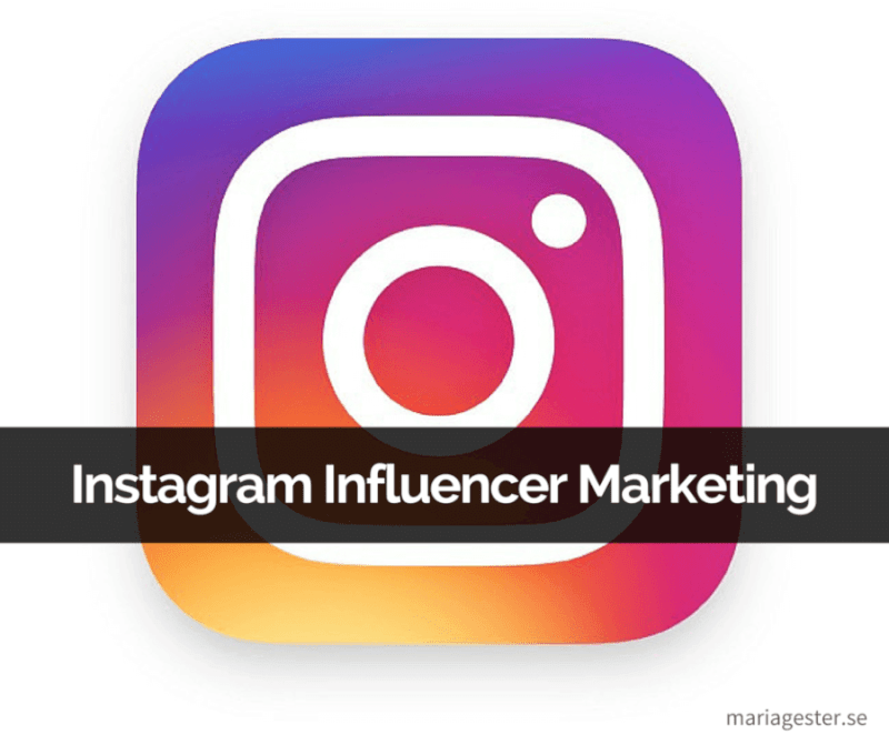 Varför är influencer marketing så effektivt på Instagram?