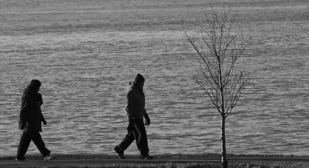 Take Walks.