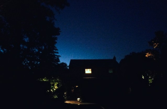 Day 181:3 House in the dark