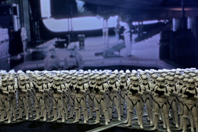 Day 199:3 Stormtroopers