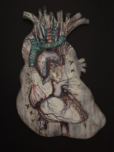 Heart, Mixed Media, 2015