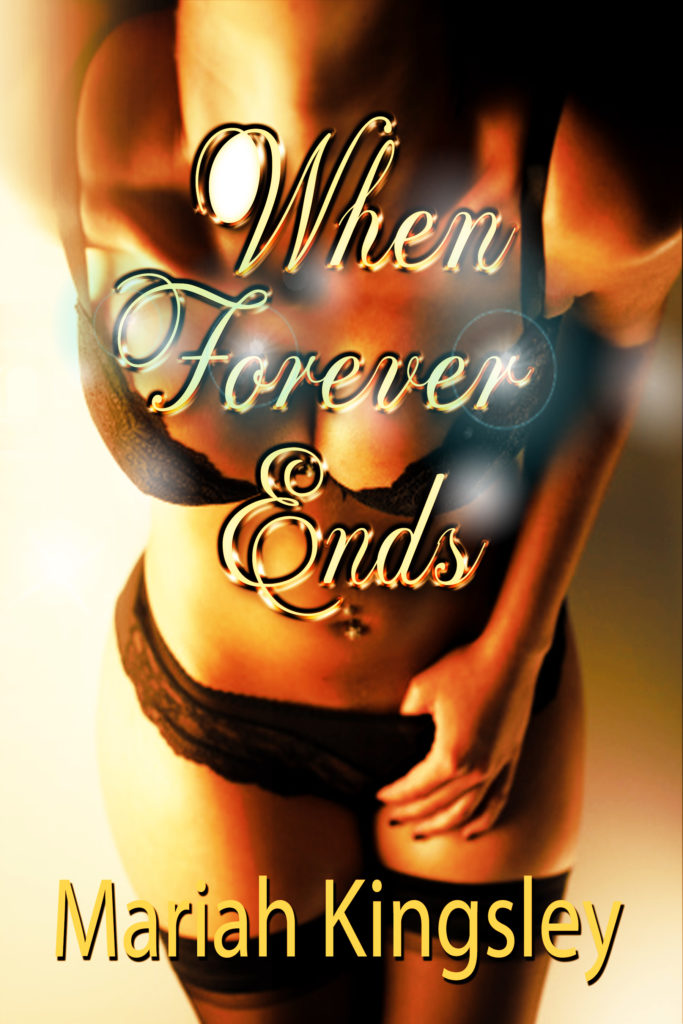 When forever ends book cover