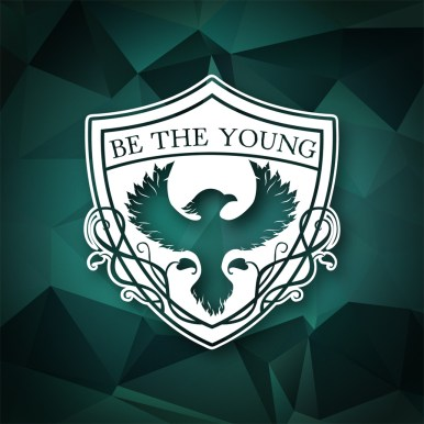 Be The Young Logo