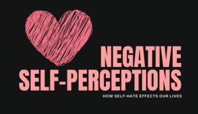negative self perception