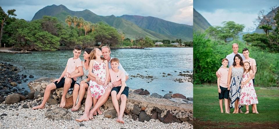 Maui vacation photos in Olowalu