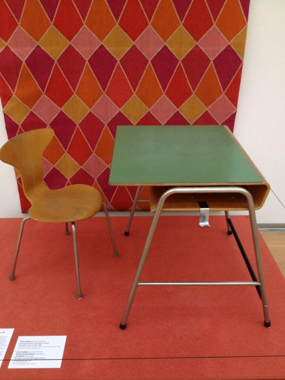 Danish School furniture from 1950s