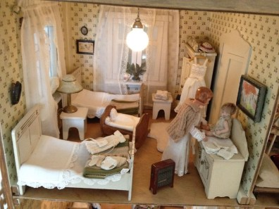 Dorthe's Doll House from 1930s