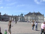 """The Queen's Palace """"Amalienborg"""""""