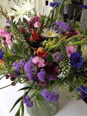 Hindsgavl blomsterdekoration