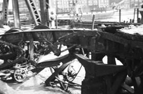 ©Gunner Johansen barricade at a brigde