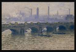 Claude Monet Ordrupgaard art museum outside of Copenhagen