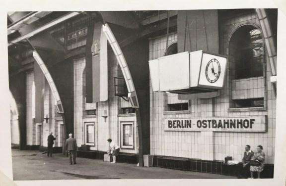 Berlin Ostbahnhof July 1967