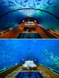 Conrad Rangali Islands Underwater Resort Maldive
