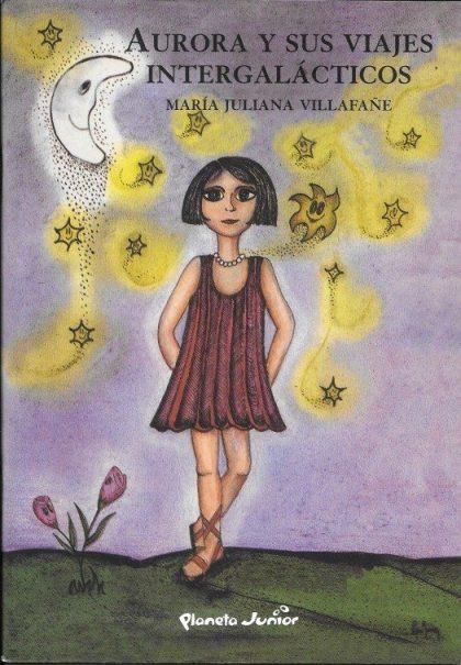 Aurora y Sus Viajes Intergalácticos - portada