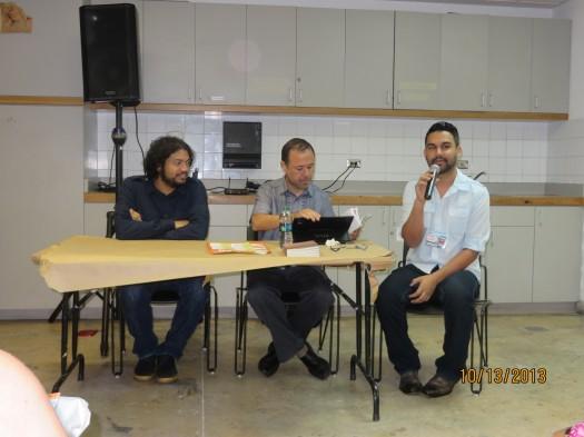 Frank Báez, Charlie Vázquez y Angel Antonio