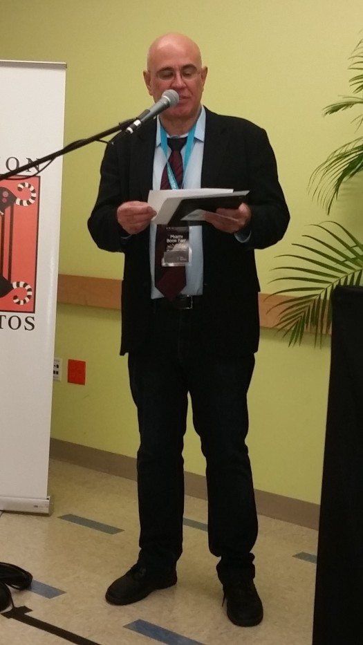 Feria del Libro Miami 2015 - Andricain compañero