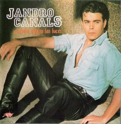 Jandro Canals CD cover