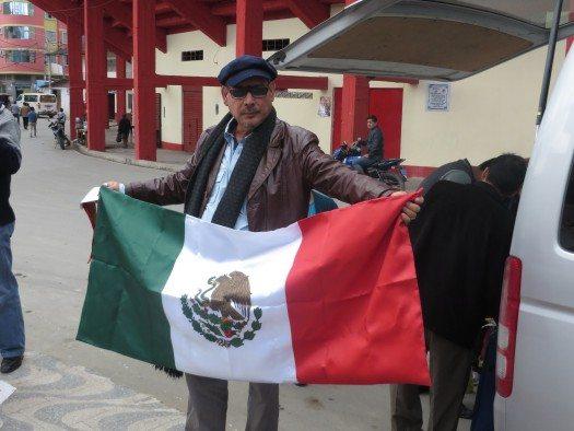 Isidoro López de México- foto MJV