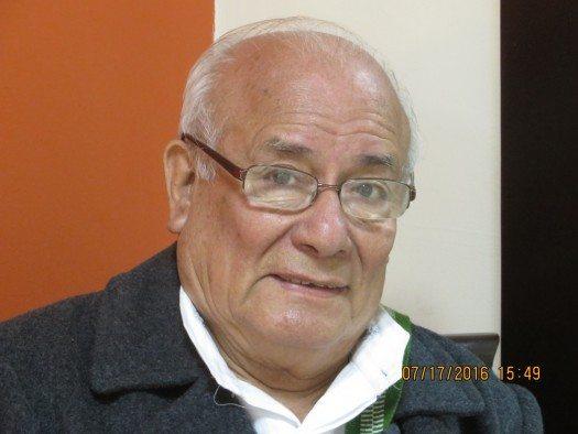 José Guillermo Vargas- Foto MJV