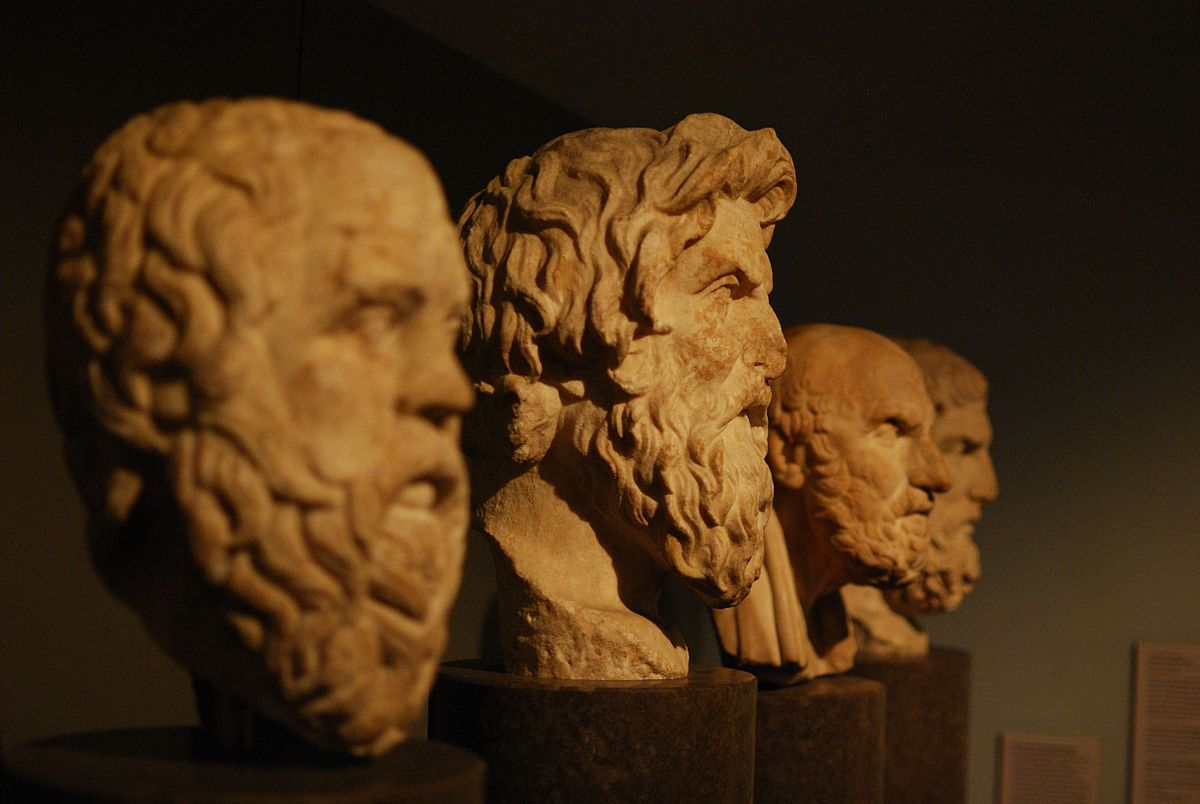 Young Greek philosophers