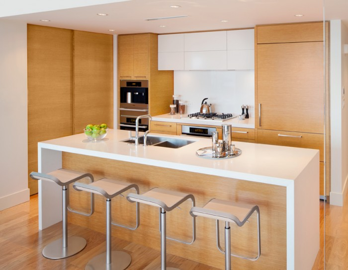 The Hottest Colour Trend for Countertops - Maria Killam ... on Maple Cabinets With White Countertops  id=93642