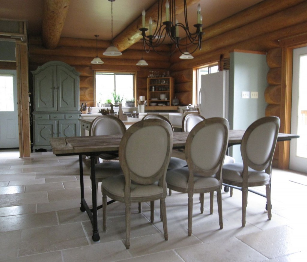8 Features Every Log Home Should Have Incredible Kitchen