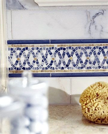 a new way to design accent tile