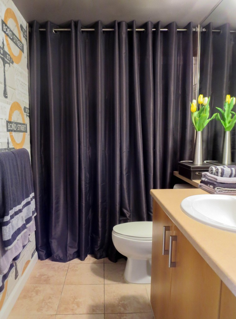 The Best Way To Cover Dated Shower Doors Maria Killam The True Colour Expert