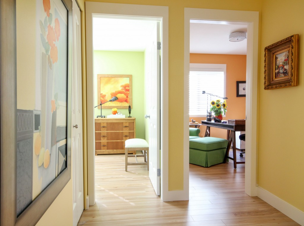 Tour My House: Learn The 6 Best Ways To Transition Colour