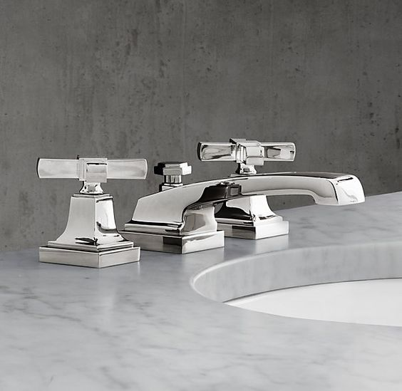 faucets high or low profile yay or