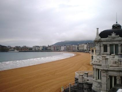 Playa de la Concha, San Sebastián (Donostia)
