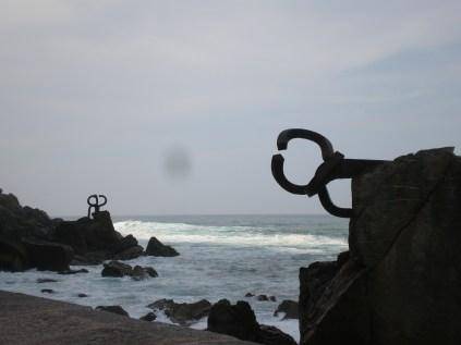 El Peine de los vientos, de Eduardo Chillida