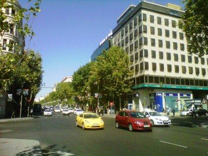 Serrano esquina Goya