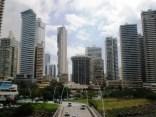 vista de Panama city desde el barrio de Calidonia