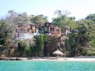 La casa de Mel Gibson, en Contadora Island