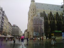 Saint Steve's Gothic Cathedral in Vienna